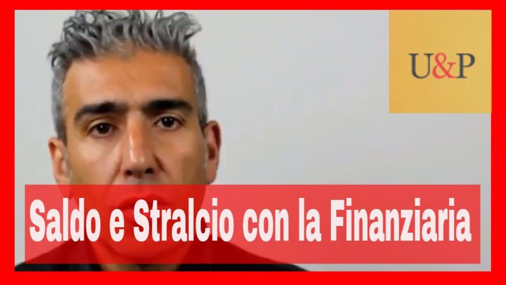 Saldo e Stralcio con la Finanziaria – Video