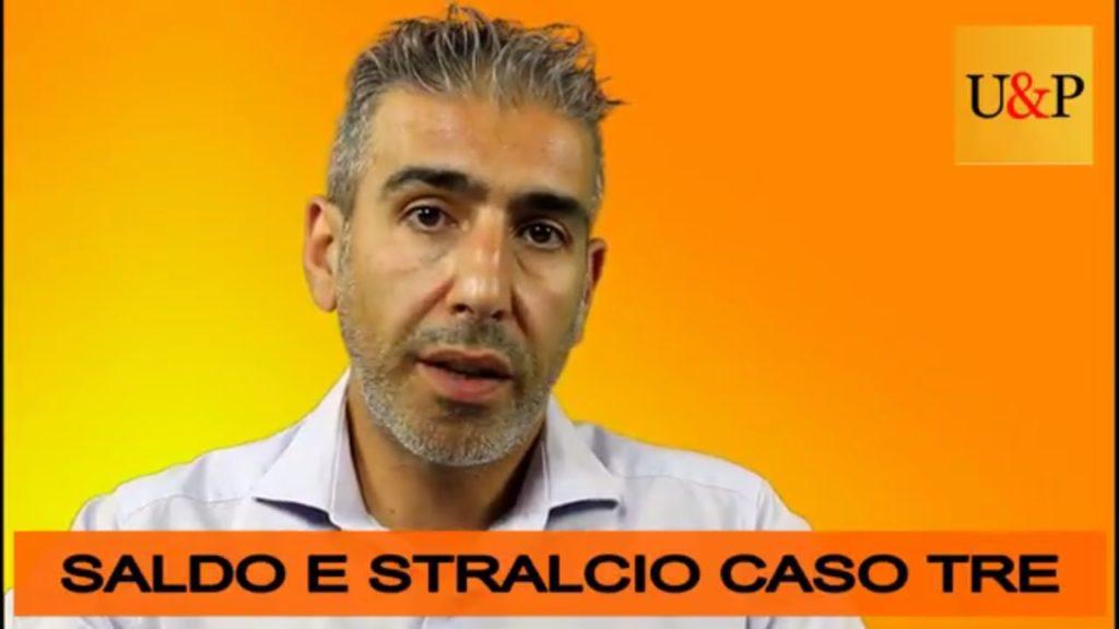 SALDO E STRALCIO E FATTORE TEMPO