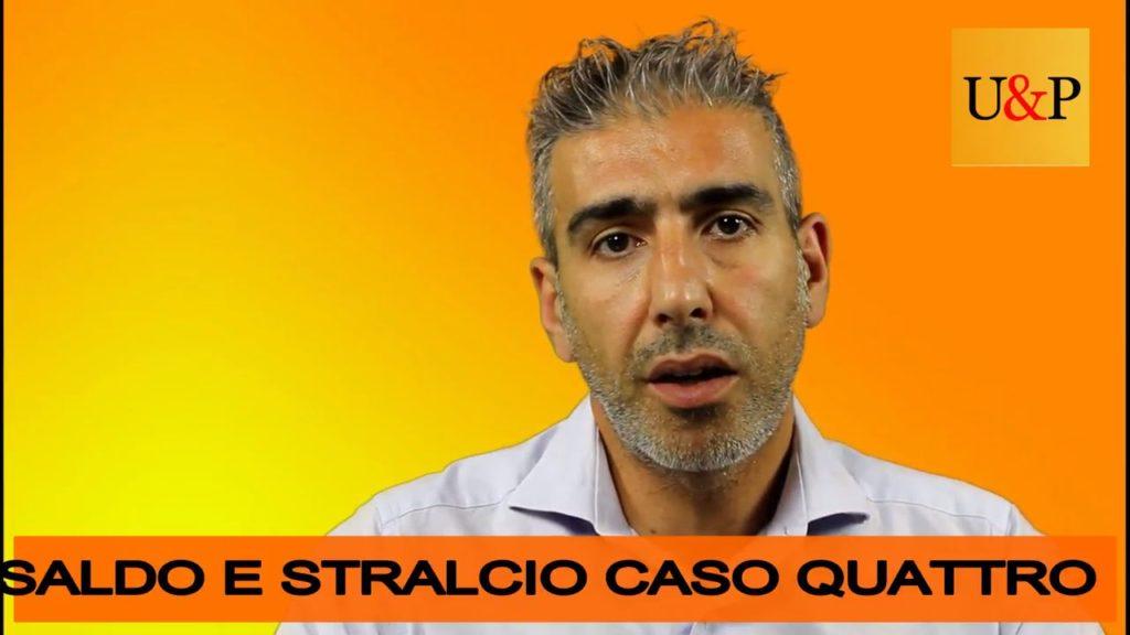 SALDO E STRALCIO PERCENTUALI RIDOTTE