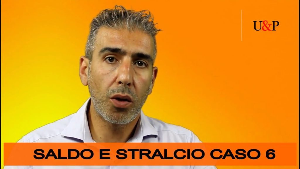 SALDO E STRALCIO A RATE – VIDEO-