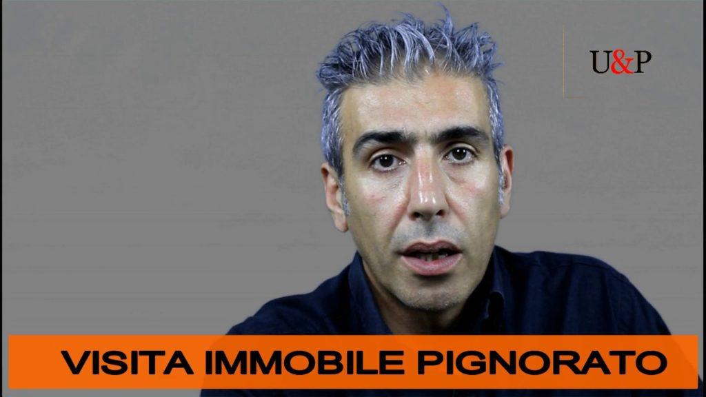 VISITA IMMOBILE PIGNORATO CON IL CUSTODE